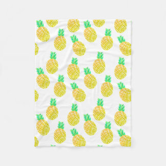 Pineapple Pattern - Blanket