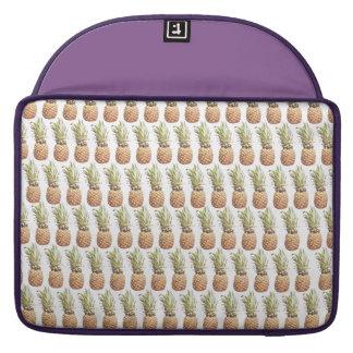 pineapple pattern computer case