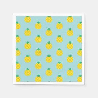 Pineapple Pattern Disposable Napkin