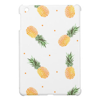 Pineapple Pattern iPad Mini Case