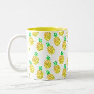 Pineapple Pattern - Mug