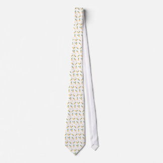 Pineapple Pattern Tie