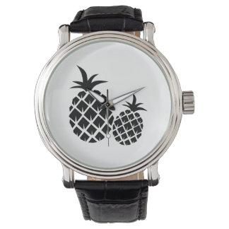 Pineapple Pattern Wristwatches