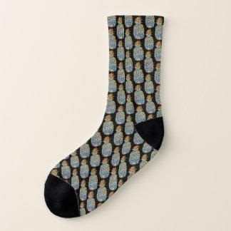 Pineapple Patterned Socks