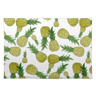 Pineapple Place Mats