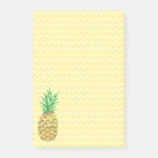Pineapple Post-it Notes