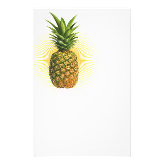 Pineapple Power Stationery