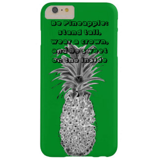 Pineapple Print 6/6s Plus Phone Case