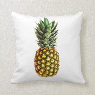 Pineapple print throw pillow cushion