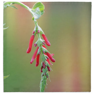 Pineapple Sage Bloom Napkin