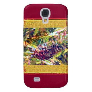 Pineapple Samsung galaxy S4 phone case