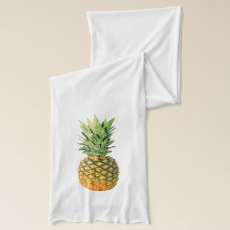 Pineapple Sheer Scarf