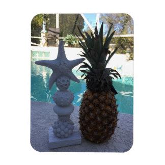 Pineapple Starfish Magnet