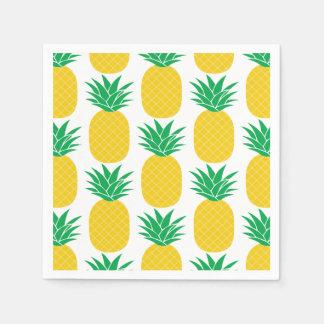 Pineapple Tropical Disposable Napkin