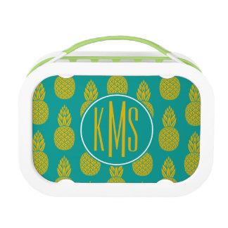 Pineapple Tropical Fruit | Monogram Lunchbox