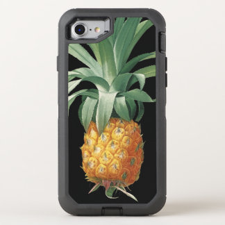 Pineapple Vintage Botanical OtterBox Defender iPhone 7 Case