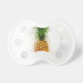 Pineapple Watercolor Dummy
