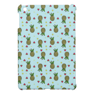Pineapple Watermelon Fruit Lime Citron Tropical Cover For The iPad Mini