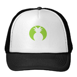 Pineapple Welcome Graphic Cap