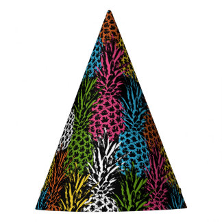 Pineapple Wild and Sweet Party Hat