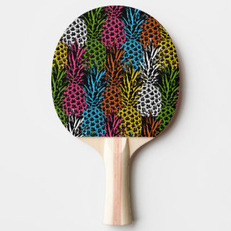 Pineapple Wild and Sweet Ping Pong Paddle