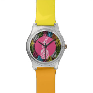 Pineapple Wild and Sweet Watch