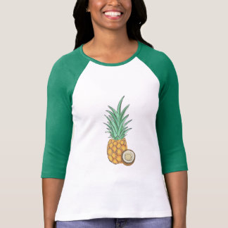 Pineapples and Cocoanuts T-Shirt