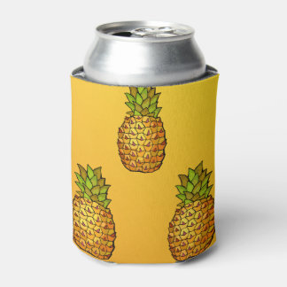 Pineapples Can Cooler
