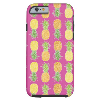 Pineapples Tough iPhone 6 Case