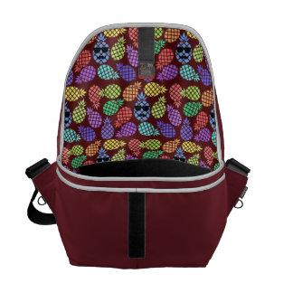 """Pineapples"" Cute Messenger Bag"