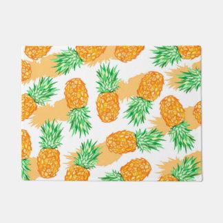 Pineapples Door Mat