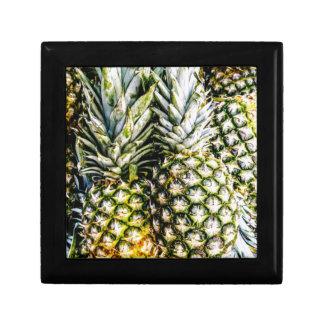 Pineapples Gift Box