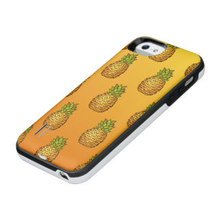 Pineapples iPhone SE/5/5s Battery Case