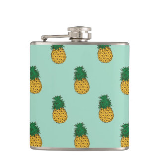 Pineapples & Mint Flask
