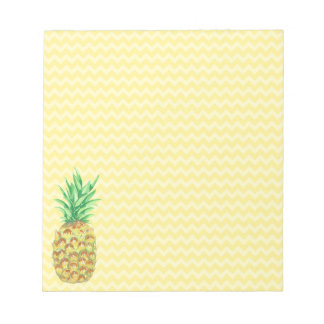 Pineapples Notepad