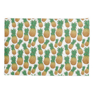 Pineapples Pattern pillowcases