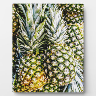 Pineapples Plaque
