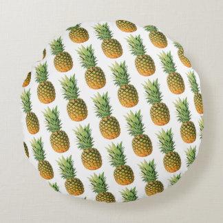 Pineapples Round Cushion