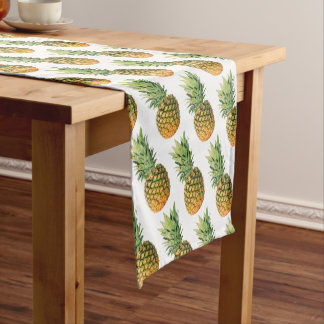 Pineapples Short Table Runner