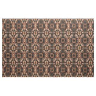 Pinecone Kaleidoscope Fabric