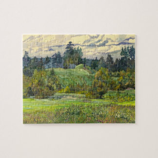 Pines Jigsaw Puzzle