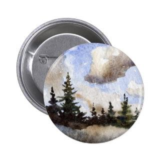 Pines Landscape Button