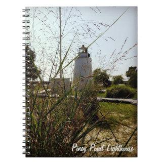 Piney Point Lighthouse Notebook