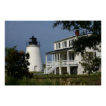 Piney Point Lighthouse Print