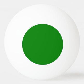 Ping Ping Ball - Plain Green Inner Circle