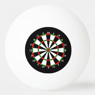 Ping Pong Ball - Dartboard Design