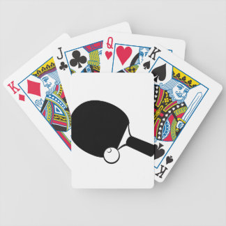 Ping Pong Bicycle Playing Cards
