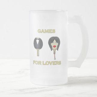 Ping Pong Lovers Games Coffee Mug