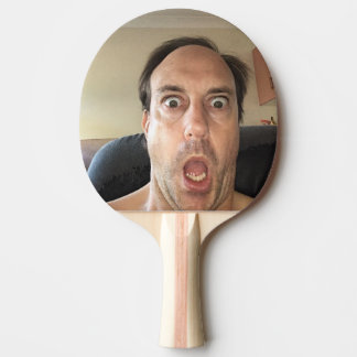 Ping Pong Paddle for laughs.