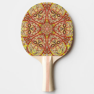 """Ping Pong Paddle """"Mischievous"""" by MAR"""